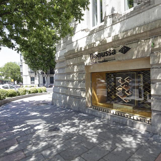 Degussa Metales Preciosos Madrid