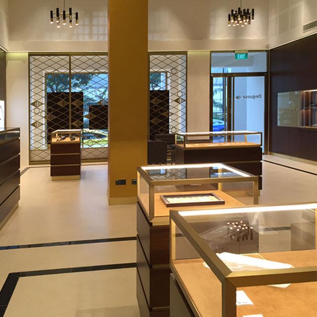 Degussa Metales Preciosos Singapur