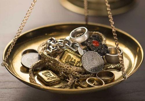 Old Gold Degussa precious metals