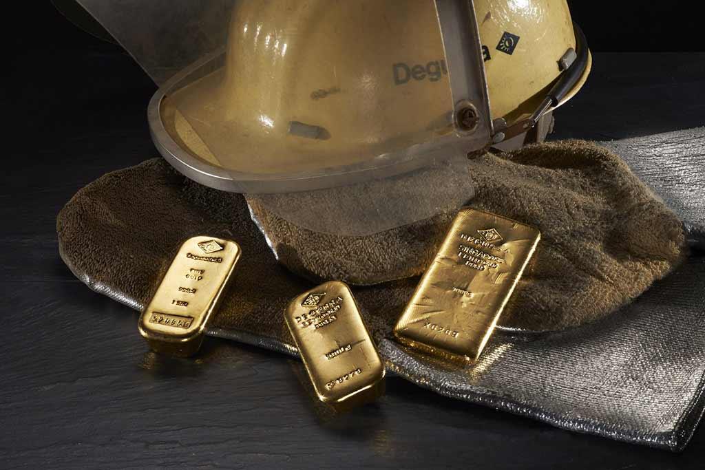 Degussa Metales Preciosos colección de Degussa