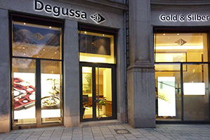 Degussa Metales Preciosos Munich