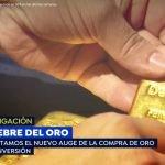 LA FIEBRE DEL ORO EN EL PROGRAMA ESPEJO PUBLICO DE ANTENA 3