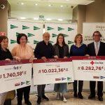 Entrega premios Roscones 2019 El Corte Inglés Degussa