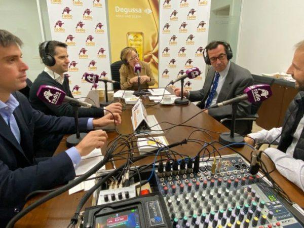 Radio Intereconomia Alternativas de Inversion