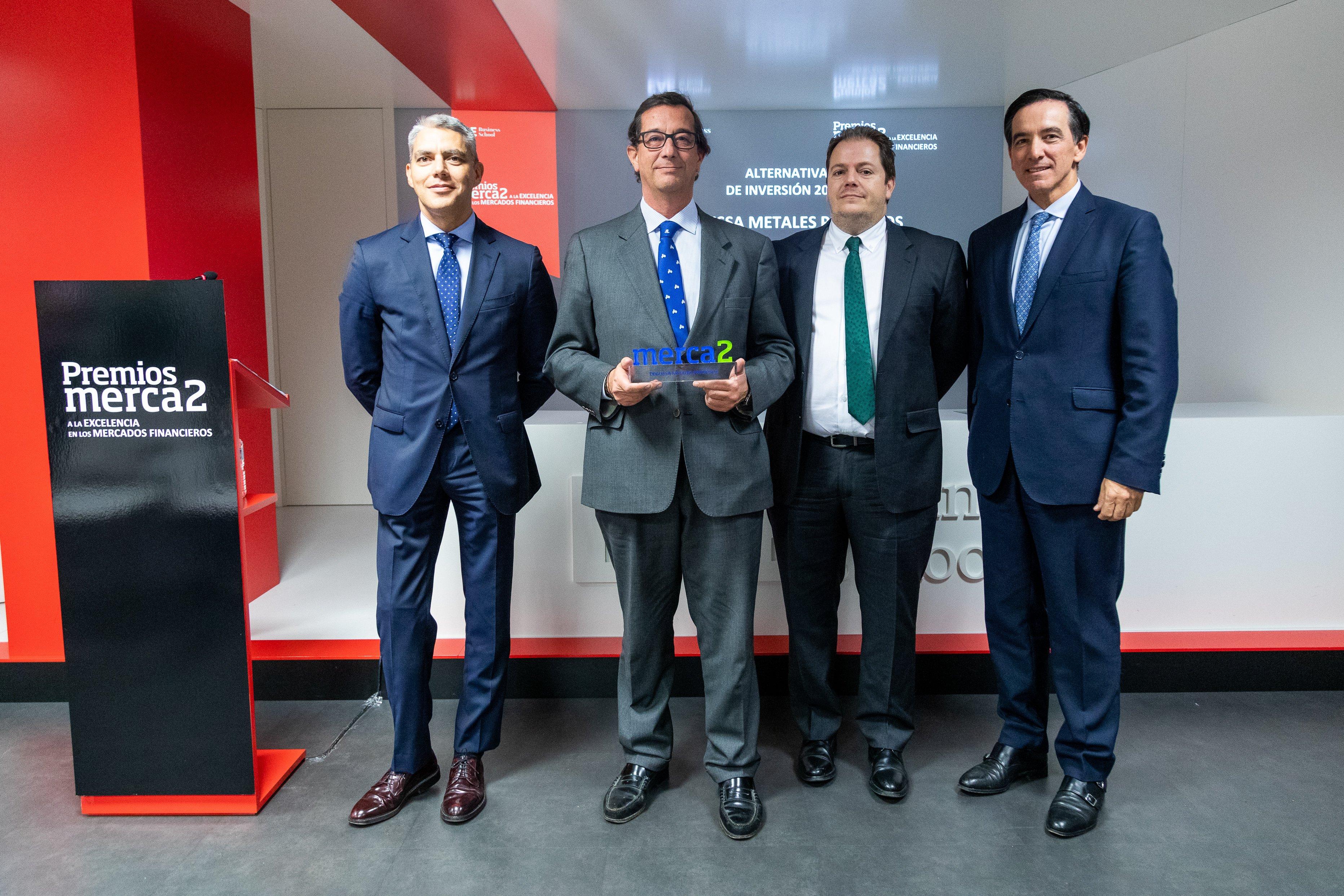 Premios Merca2.es a la Alternativa de Inversion 2019